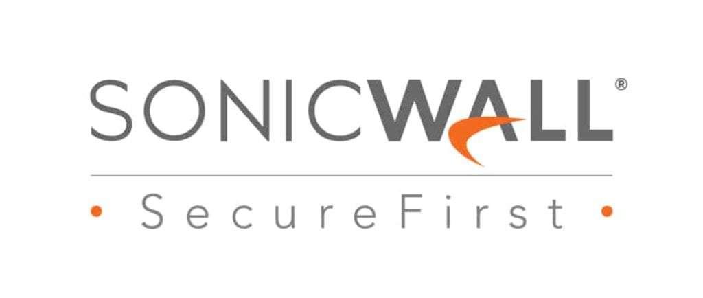 sonic wall logo
